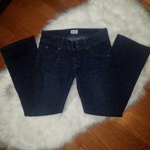 Hudson Jeans Signature Petite Boot Cut Jeans
